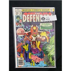 Marvel Comics The Defenders #55