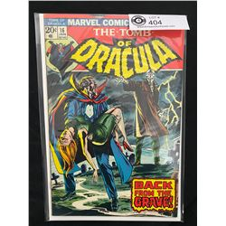Marvel Comics The Tomb Of Dracula #16
