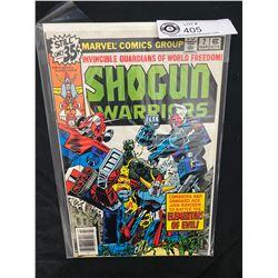 Marvel Comics Shogun Warriors #2