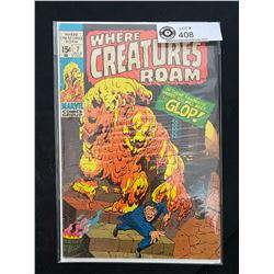 Marvel Comics Where The Creatures Roam #7