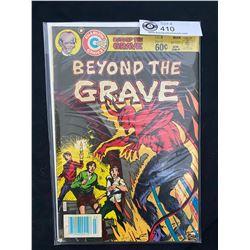 Charlton Comics Beyond The Grave #8
