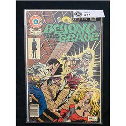 Charlton Comics Beyond The Grave #5