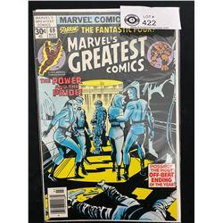 Marvel Comics Marvel's Greatest Comics #69