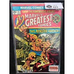 Marvel Comics Marvel's Greatest Comics #61