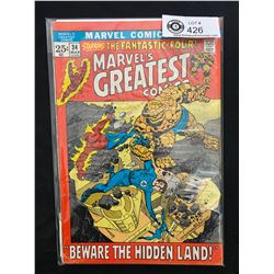 Marvel Comics Marvel's Greatest Comics #34
