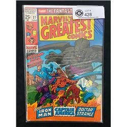 Marvel Comics Marvel's Greatest Comics #27