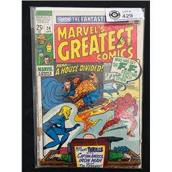 Marvel Comics Marvel's Greatest Comics #26