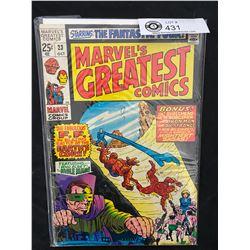 Marvel Comics Marvel's Greatest Comics #23