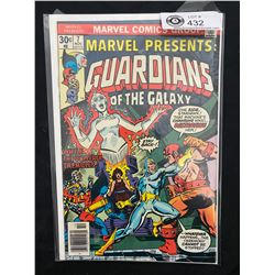 Marvel Comics Guardians Of The Galaxy #7