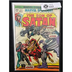 Marvel Comics The Son Of Satan #17