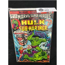 Marvel Comics Hulk And Sub-Mariner #45