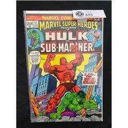 Marvel Comics Hulk And Sub-Mariner #41