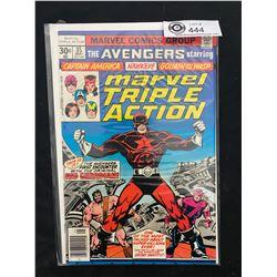 Marvel Comics Marvel Triple Action #35