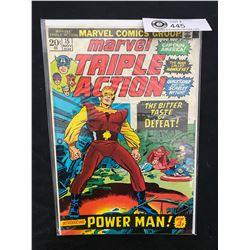 Marvel Comics Marvel Triple Action #15