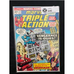 Marvel Comics Marvel Triple Action #14