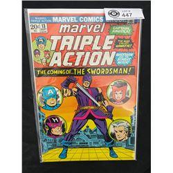 Marvel Comics Marvel Triple Action #13