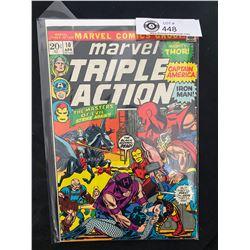 Marvel Comics Marvel Triple Action #10