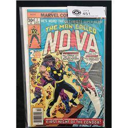 Marvel Comics The Man Called Nova #2