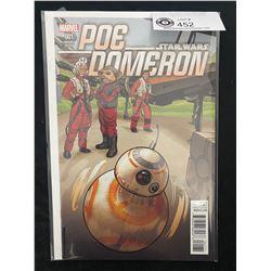 Marvel Comics Poe Dameron #1