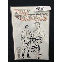 Marvel Comics Poe Domeron #1