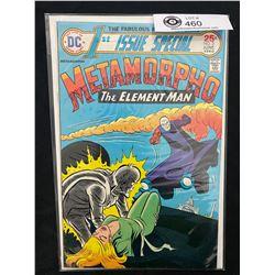DC Comics Metamorpho The Element Man #1
