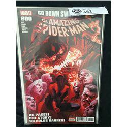 Marvel Comics The Amazing Spiderman #800