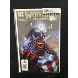 Marvel Comics Wolverine Old Man Logan #72