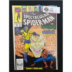 Marvel Comics The Spectacular Spiderman #162