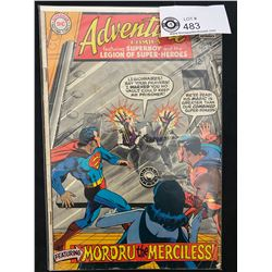DC Comics Mordru The Merciless #369