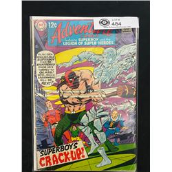 DC Comics Superboy's Crack-Up #372