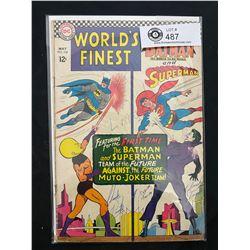 DC Comics Batman And Superman #166