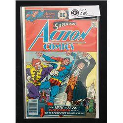 DC Comics Superman's Action Comics #463