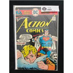 DC Comics Superman's Action Comics #457