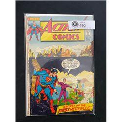 DC Comics Superman's Action Comics #412