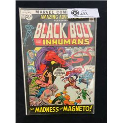 Marvel Comics Black Bolt And ThE Inhumans #9