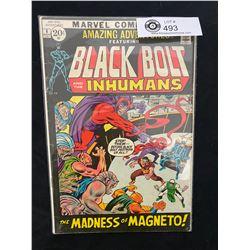 Marvel Comics Black Bolt And ThE Inhumans #9