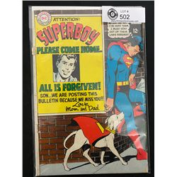 DC Comics Superboy Please Come Home All Is Forgiven
