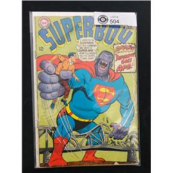 DC Comics Superboy Goes Ape #142