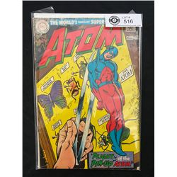 DC Comics Atom #35