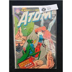 DC Comics Atom #33
