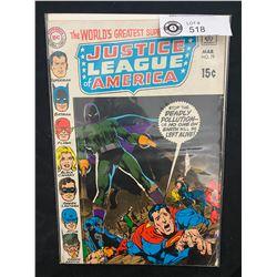DC Comics Justice League Of America #79