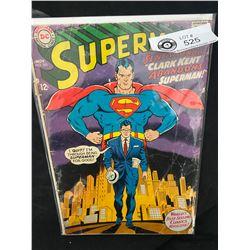 DC Comics Superman #201
