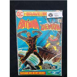 DC Comics Batman And The Demon #109