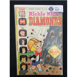 Harvey Comics Richie Rich Diamonds #13