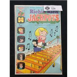 Harvey Comics Richie Rich Jackpots #9