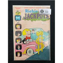 Harvey Comics Richie Rich Jackpots #7