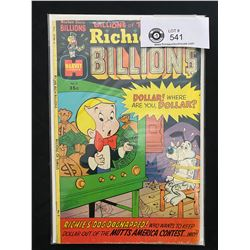 Harvey Comics Richie Rich Billions #3