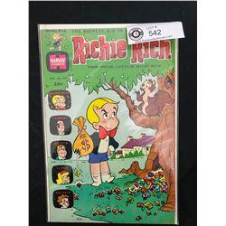 Harvey Comics Richie Rich #124