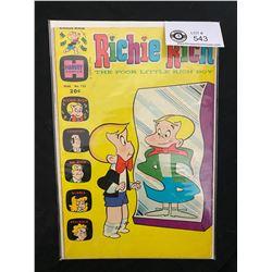 Harvey Comics Richie Rich #125