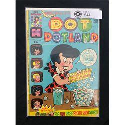 Harvey Comics Dot Dotland #62